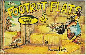 Footrot Flats #4 1982 - Classic Series by Murray Ball