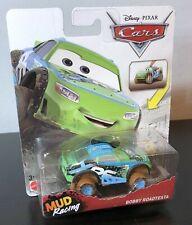 Disney/Pixar's Cars Movie Series Bobby Roadtesta Mud Racing