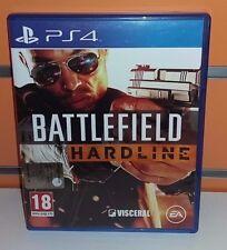 Battlefield Hardline PS4 USATO ITA