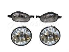 FOR 02-09 GMC ENVOY 04-05 XUV 02-06 XL CORNER FOG LIGHT 4PC