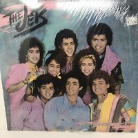 """The Jets Crush On You Vinyl Record Original 1986 Club Freestyle 12"""""""
