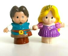 Fisher Price - Little People – Disney – Rapunzel And Flynn