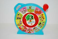 Vintage 1989 Mattel See 'N Say Disney Mickey Mouse Count to 10