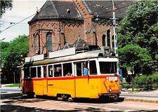 BC59531 BKV 3410 psz Muv Budapest Tramway tram