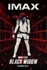 Black Widow movie poster (k)  - 11 x 17 -  Scarlett Johansson