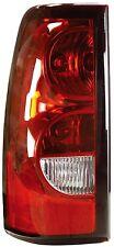 NEW TAIL LIGHT ASSEMBLY 04 - 07 SILVERADO 1500, 2500, 3500, FLEETSIDE LH