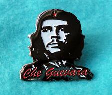 ZP194 Viva ! Che Guevara Marxist Guerrilla Cuban Socialist Revolution Pin Badge