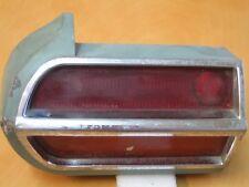 Studebaker/Study Left Tail Lamp