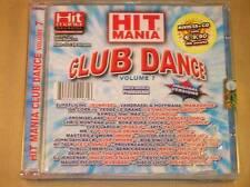 CD AVEC MAGAZINE / HIT MANIA CLUB DANCE VOL 7 / NEUF SOUS CELLO