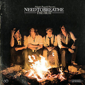 The Heat by Needtobreathe (CD, Aug-2007, Word Distribution)