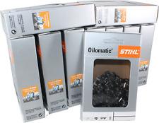 3 Stihl Sägeketten Picco Micro 3//8P-1,1-50 für Stihl MS190 35cm 3610 000 0050