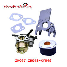 Carburetor For Honda GX160 5.5HP GX200 6.5HP Air Filter Cleaner & Intake Spacer