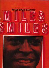 MILES DAVIS QUINTET miles smiles US  EX+  (LP2667)