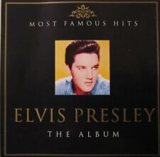 ELVIS PRESLEY - THE ALBUM / MOST FAMOUS HITS  -  2 X CD