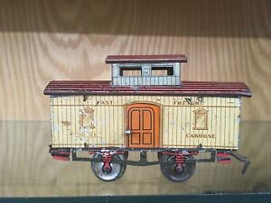 Ives 126 Caboose - Early (1904 to 1909) - Rare!