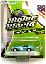Greenlight - 1:64 Motor World Series 15 1965 Shelby Cobra 427 S/C (BBGL96150C)
