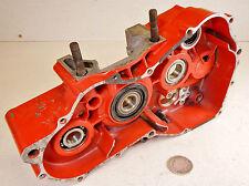 83 HONDA ATC250R LEFT SIDE ENGINE MOTOR CRANKCASE HALF
