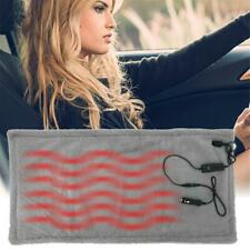12V Car Electric Heating Blanket Security Warm Washable Soft Knee Pad Heated Mat