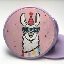 Llama Cupcake Toppers Rings Birthday Party Favors - 16 pcs
