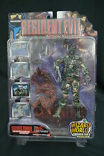 Palisades Resident Evil Code Veronica Soldier Zombie Variant Figure Exclusive