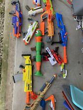 Huge Nerf Lot N-Strike, Rival, Modulus, Zombie, Scar Fortnite Dart Guns Blast