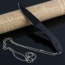 Fixed Blade Taschenmesser Army Style Rescue Saber W / Timberline Halskette