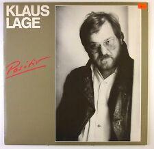"""12"""" LP - Klaus Lage - Positiv - C1903 - washed & cleaned"""