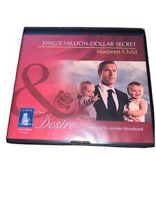 Maureen Child - King's Million-Dollar Secret - Mills & Boon Unabridged Audiobook