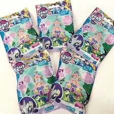 Lot of 5 - My Little Pony Blind Bag Mini Figurines 2017/02 Wave 20 - Sealed