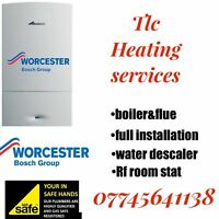 Worcester Bosch 28 CDi, 32 CDi, 36 CDi Compact Combi Boiler Supplied & Fitted
