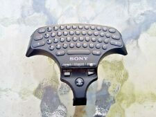 PS3 wireless keypad, fits over PS3 pads so you can type on your PS3
