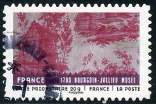 TIMBRE FRANCE AUTOADHESIF OBLITERE N° 512 / TISSUS DU MONDE / TOILE DE JOUY