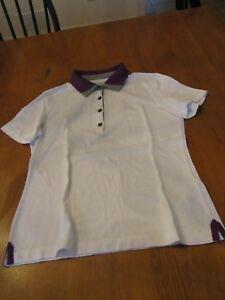 Womens EP Pro Tour Dry Golf Shirt, NWT, S