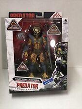 "LANARD  7"" City Hunter PREDATOR Battle Action Figure Walmart Exclusive"