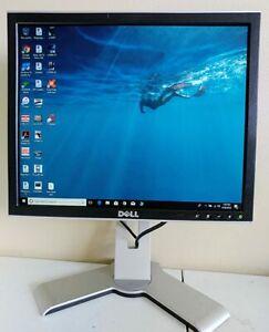 """Monitor 19"""" Dell Acer Hp Lenovo usati GRADO A/B garanzia vga 1280 1440 1024"""