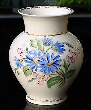 Porzellan Vase von Thomas 50er - 60er Jahre !!! Handbemalt und signiert !!!