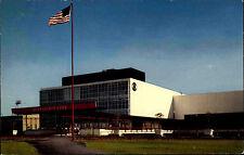 HOLLYWOOD Los Angeles USA Amerika CBS Television Center Vintage Postcard ~1970
