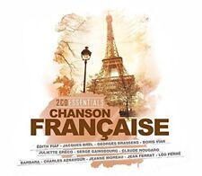 ESSENTIALS-FRENCH CHANSON 2 CD NEUF