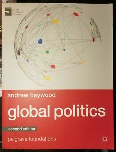 Global Politics (2nd edition), by Andrew Heywood - Paperback, 2014