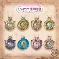 Bandai Luminary Tears Secret Pocket Watch 10pcs (All 8) BOX Candy Toy w/Tracking