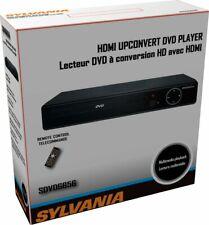 Sylvania DVD Player with MP3 Playback/JPEG Viewer SDVD6656