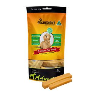 Obedient Aussie Dog Chew Premium Dog Treat Medium Pack For Dogs 7kg-14kg