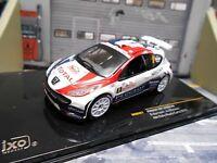 PEUGEOT 207 S2000 Rallye Monte Carlo 2010 #6 Sarrazin Total GCAP IXO RAR 1:43