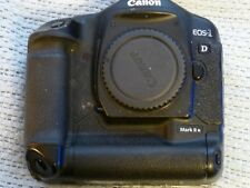 Canon EOS 1D Mark II N 8.2MP Digital SLR Camera, no charger