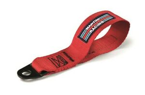 Sparco Martini Racing Tow Strap Red New Limited Edition