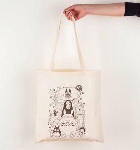 Ghibli Gang Tote Bag