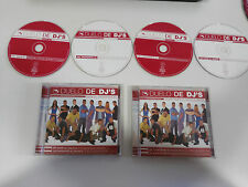 DUELO DE DJ´S 4 X CD BIT MUSIC 2001 SPANISH EDITION HOUSE PROGRESSIVE TECHNO