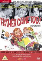 Father Came Too! DVD (2005) James Robertson Justice, Scott (DIR) cert PG