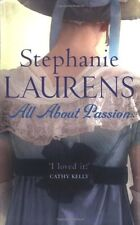 All About Passion: Number 7 in series (Bar Cynster),Stephanie Laurens