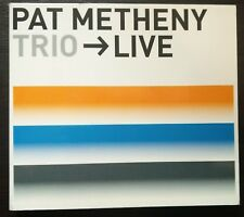Pat Metheny Trio ‎– Trio → Live 2XCD Warner Bros. Records ‎– 9362-47907-2 NM